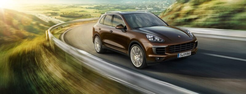 In 2015 Porsche Was the Most Popular Luxury Car Brand in Kenya