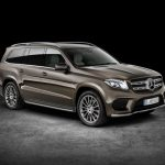 Mercedes Benz adds S Class to the 4×4 market
