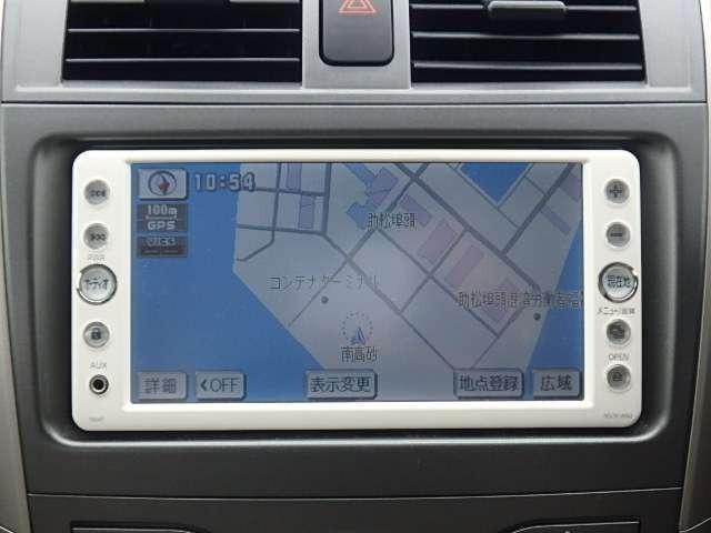 Toyota Axio 2010 Stereo/Navigation