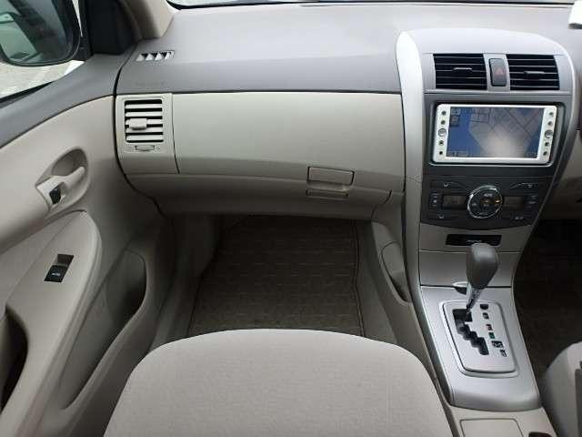Toyota Axio 2010 Dashboard