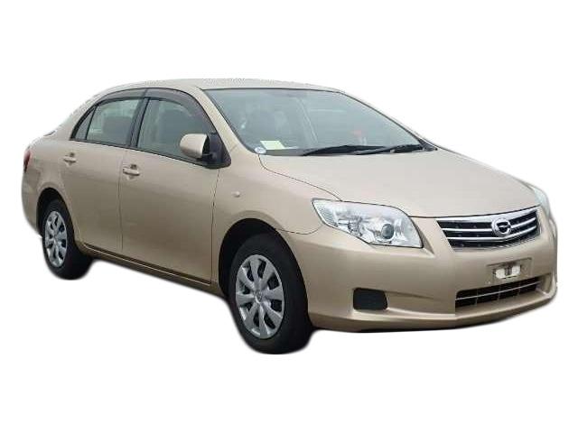2010 Toyota Axio Review Topcar Co Ke