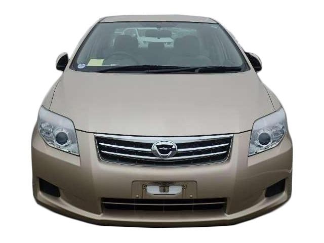 Toyota Axio 2010