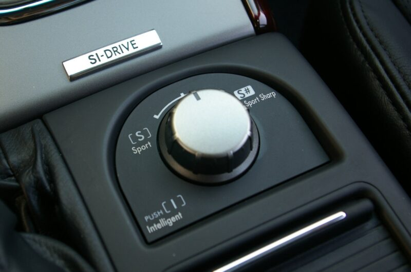 Subaru SI-DRIVE Technology