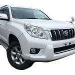 Toyota Prado 150 Grades and Technical Specs