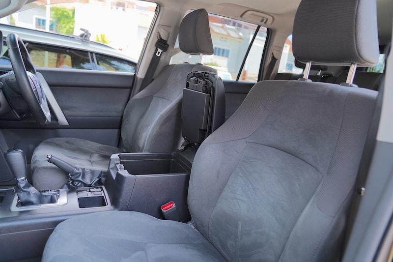 2012 Toyota Prado First Row