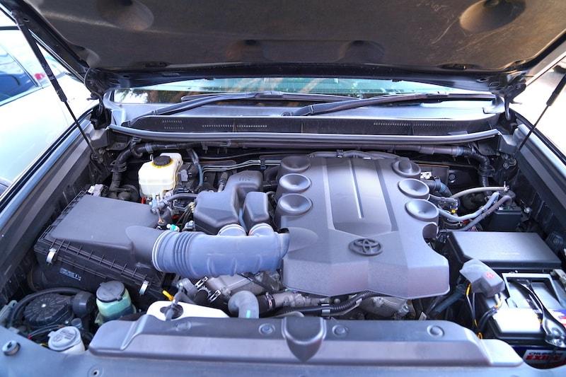 2012 Toyota Prado TZG Engine