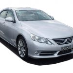 2010 Toyota Mark X Review