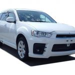 2010 Mitsubishi Outlander Review