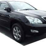 2010 Toyota Harrier Review