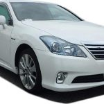 2010 Toyota Crown Review