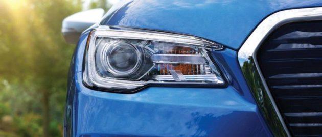 Subaru develops a new platform for future cars