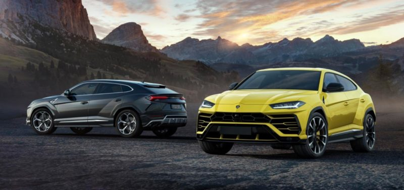Lamborghini Urus the World's Fastest SUV