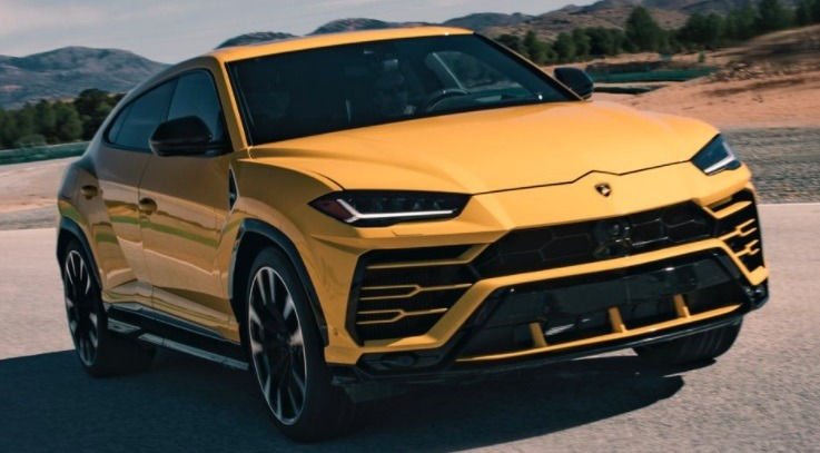 Lamborghini Urus the World's Fastest SUV