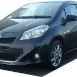 2011 Toyota Vitz Review