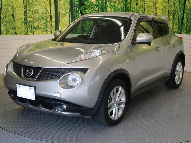 2011 Nissan Juke Grades