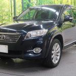 2011 Toyota Vanguard Review