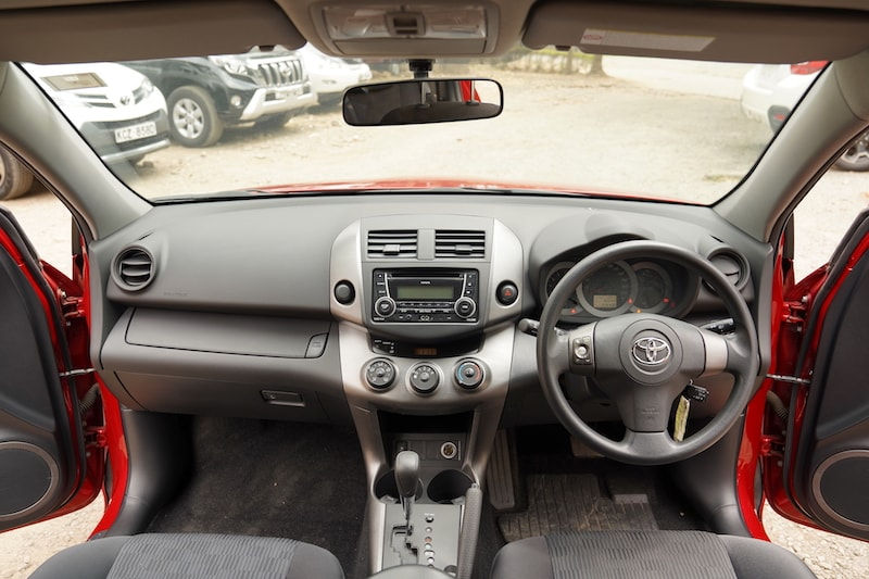 2011 Toyota RAV4 Dashboard