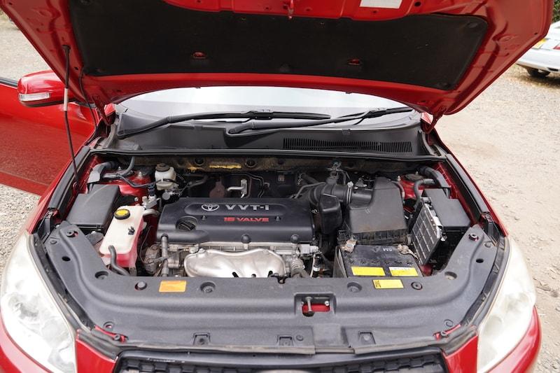 2011 Toyota RAV4 Engine