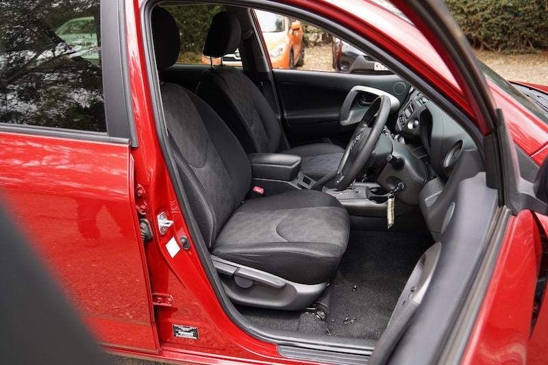 2011 Toyota RAV4 First Row