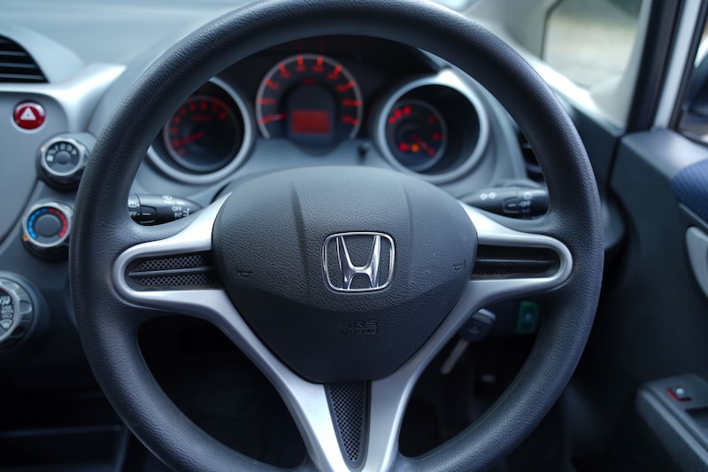 Honda Fit Steering