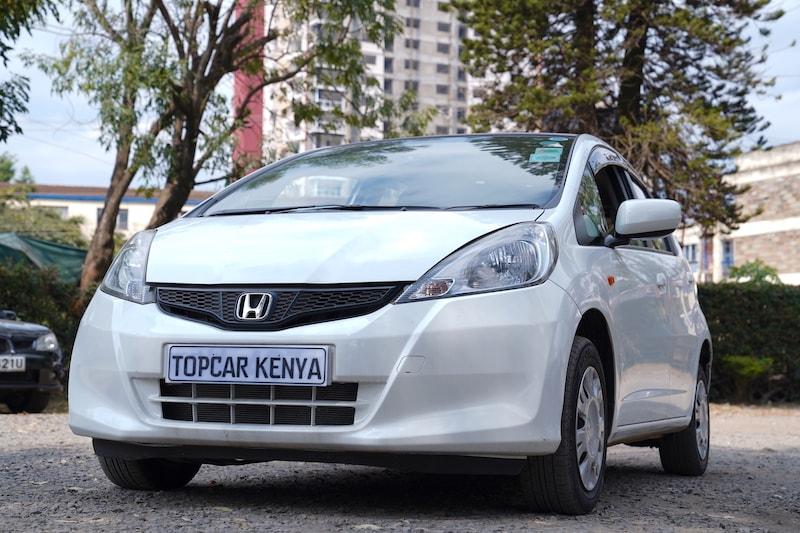 2011 Honda Fit Kenya