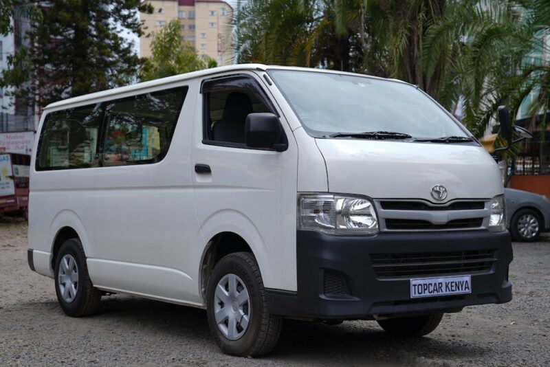 2012 Toyota Hiace for Sale in Kenya