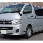 2012 Toyota HiAce Review