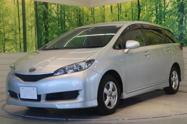 Toyota Wish Kenya