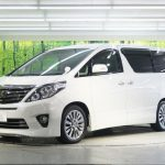 2012 Toyota Alphard Review