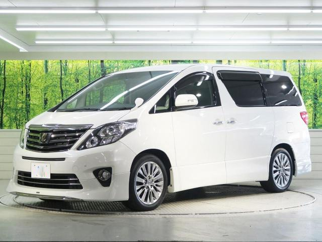 Toyota Alphard Kenya