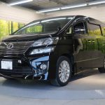 2012 Toyota Vellfire Review