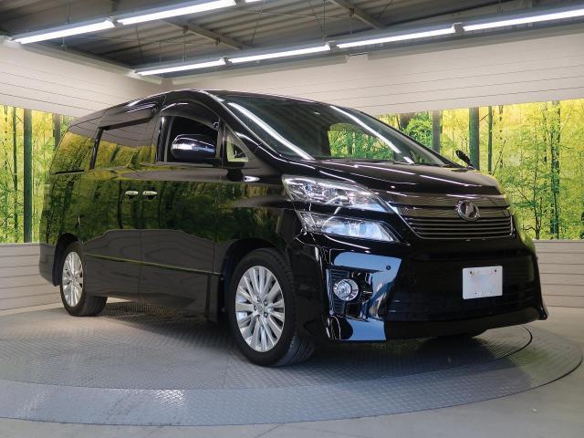 Toyota Vellfire in Kenya
