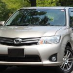 2012 Toyota Axio Review