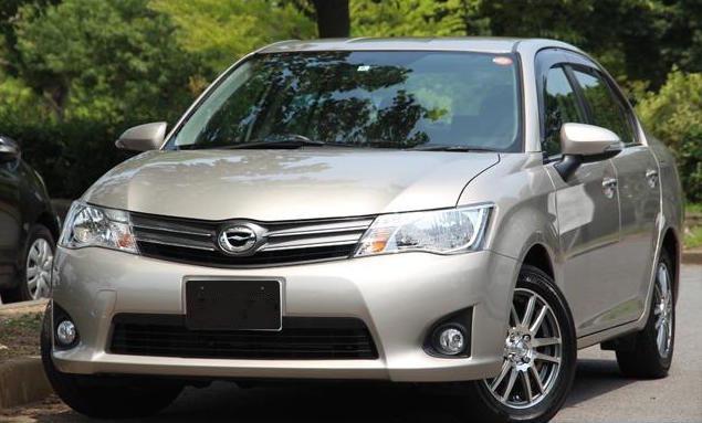 Toyota Axio Kenya