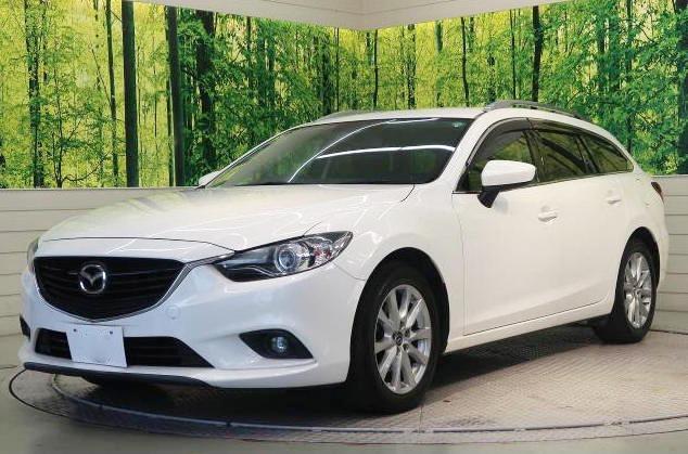 Mazda Atenza Price