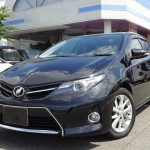 2012 Toyota Auris Review