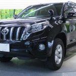 2012 Toyota Prado Review