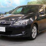 2012 Subaru Exiga Review