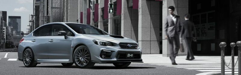Subaru Launches the WRX S4 STI Sport