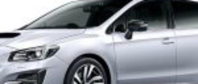 "Release of Subaru Levorg ""1.6 GT EyeSight V – SPORT"""