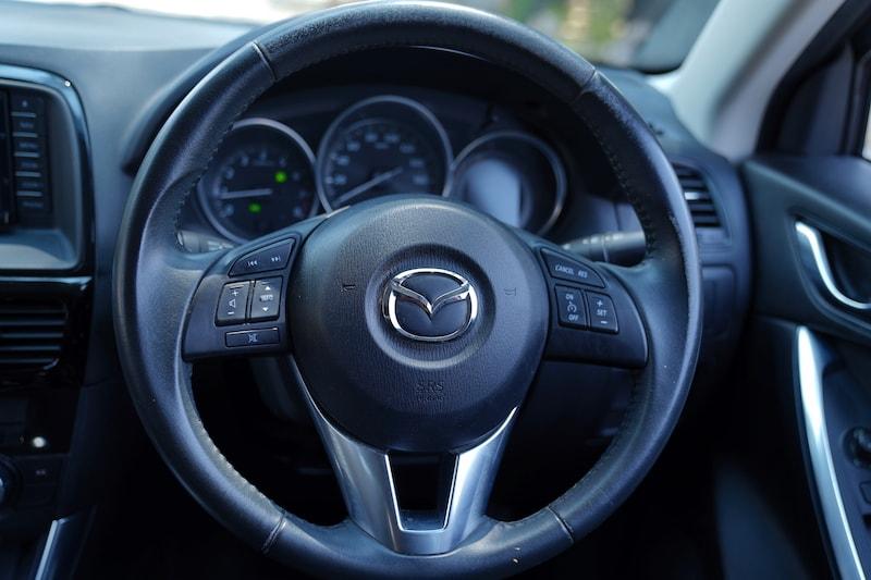 2012 Mazda CX5 Steering