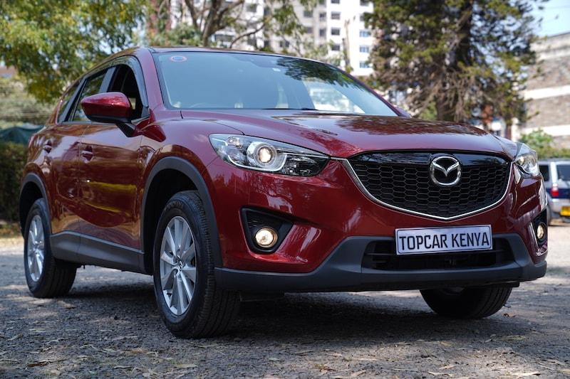 Mazda CX5 for sale in Kenya