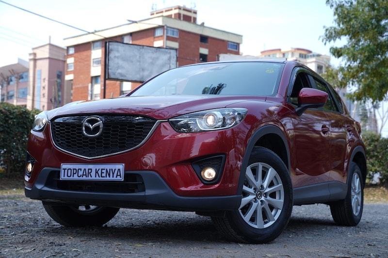 2012 Mazda CX5 Kenya