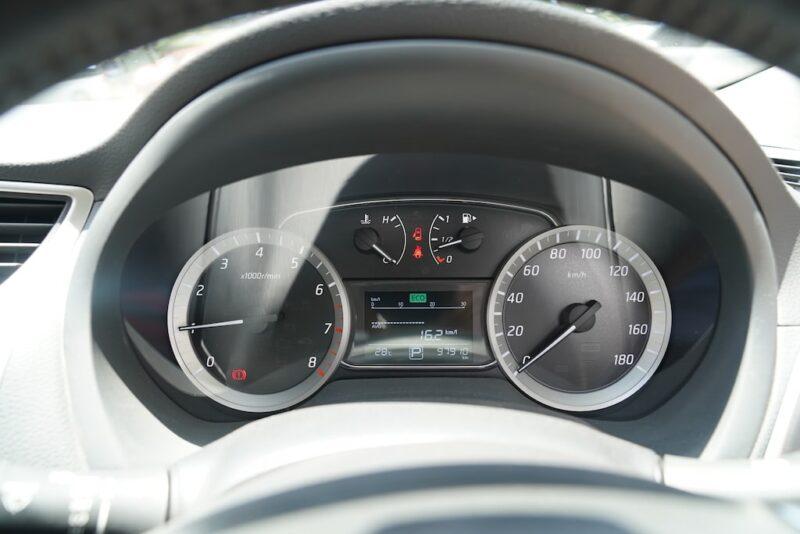 2012 Nissan Sylphy Speedometer