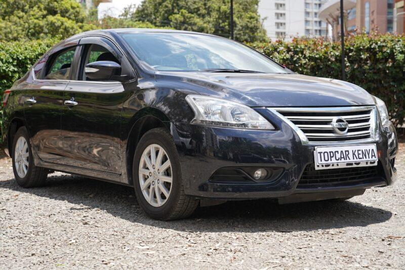 2012 Nissan Sylphy Kenya