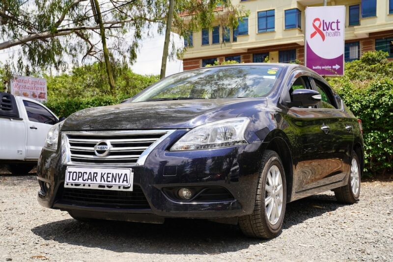 Nissan Sylphy New shape