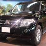 2012 Mitsubishi Pajero Review