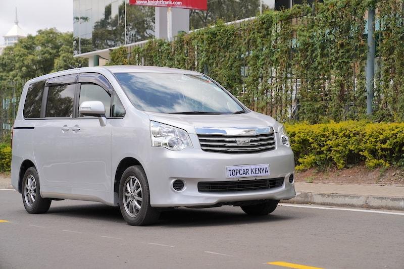 Toyota Noah Kenya 2012