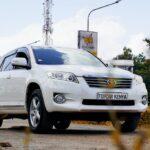 2012 Toyota Vanguard Review