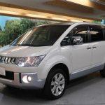 2012 Mitsubishi Delica D5 Review